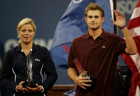 罗迪克和小克提名网球名人堂成员 都曾夺美网冠军【2012冠军杯决赛】
