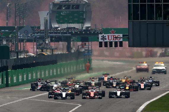 2016赛季F1意大利大奖赛