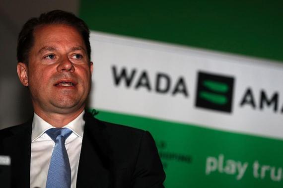WADA主席Craig Reedie