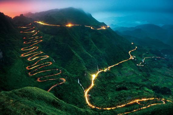 贵州晴隆南山风景图片
