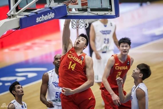 国奥男篮仅获得亚洲挑战赛第5