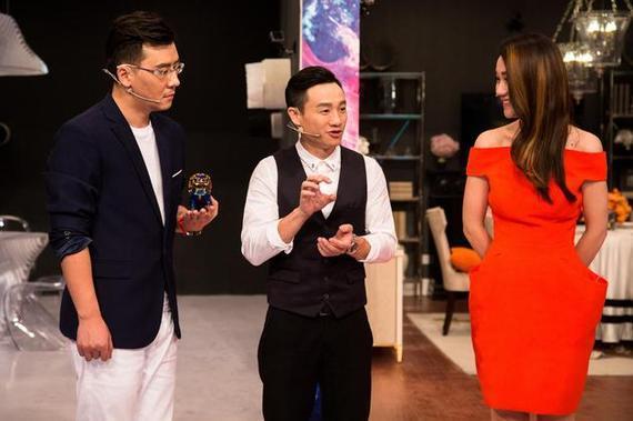杨威《百变吧星居》首度承认已有二胎