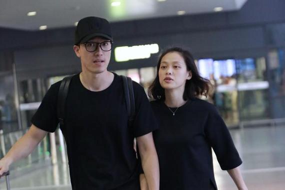 刘翔和吴莎