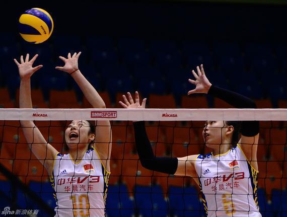 中国女排亚洲杯名单_龚翔宇发威中国女排3-0哈萨克 夺亚洲杯第四冠