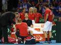 穆雷进一步检查腿伤情况 不愿错过慈善表演赛