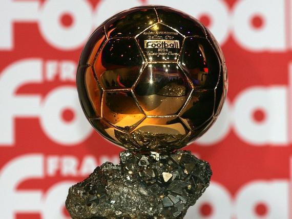 欧洲金球奖将恢复原来的形式