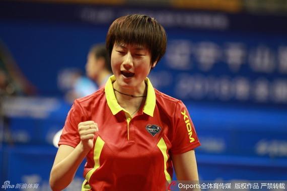 日女乒后备或已超中国队           国乒缺平野式人才