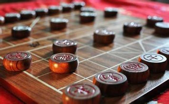 象棋盘中储藏着有限道理