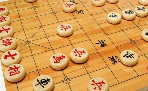 象棋模拟两国战争