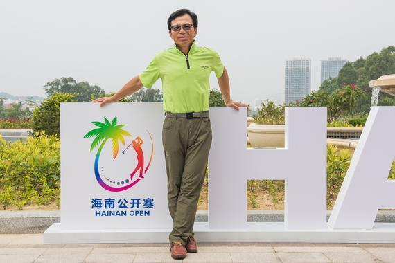 翠湖高尔夫球会总经理夏宗明