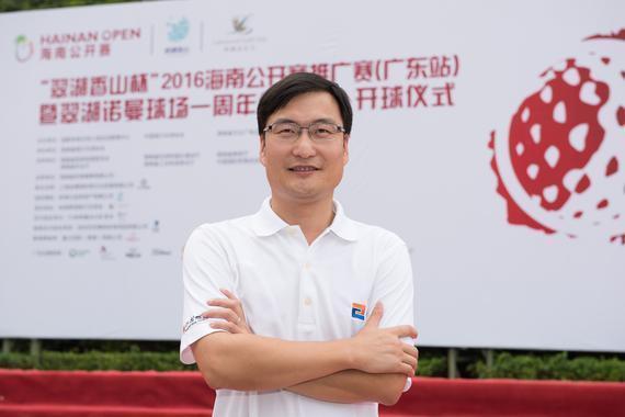 珠海九控房地产有限公司总经理谢岳来