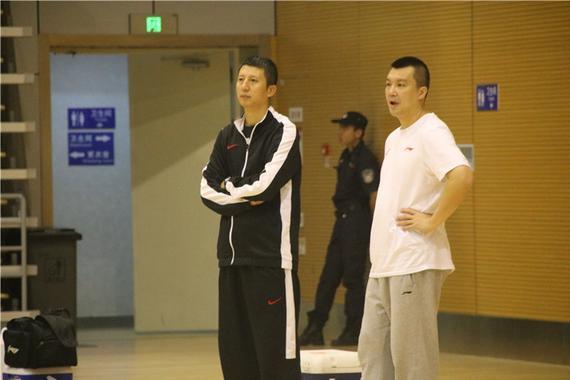 季前赛是辽宁队最后磨合机会