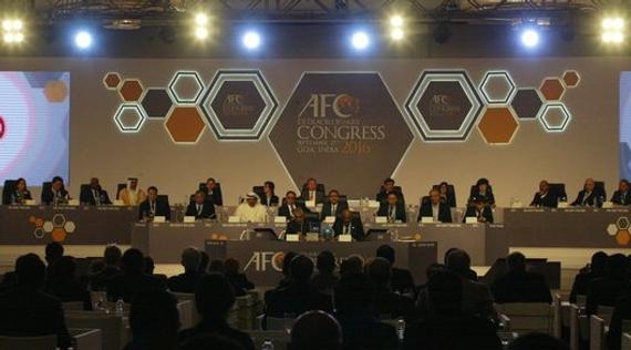 亚足联会议