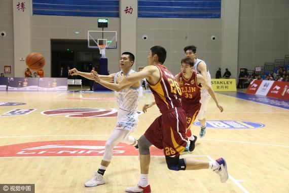 新疆95-83击败浙江