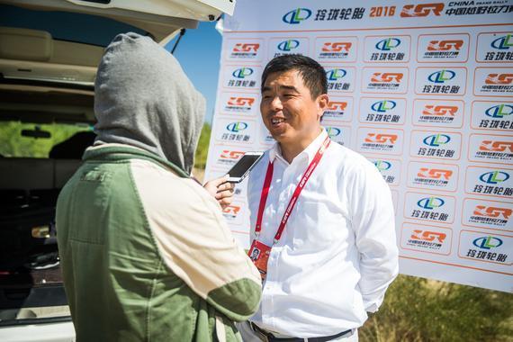 中视环球汽车赛事管理有限公司董事长王旭东