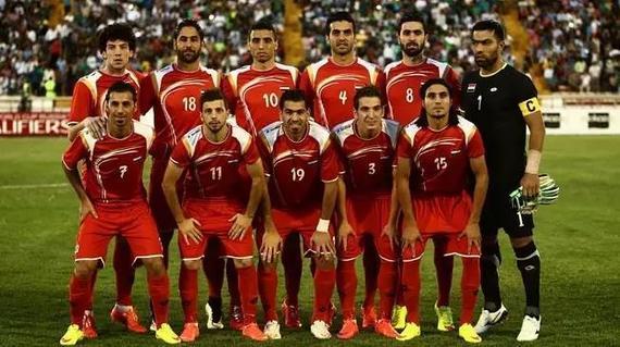 明天国足就将在世预赛中对阵叙利亚