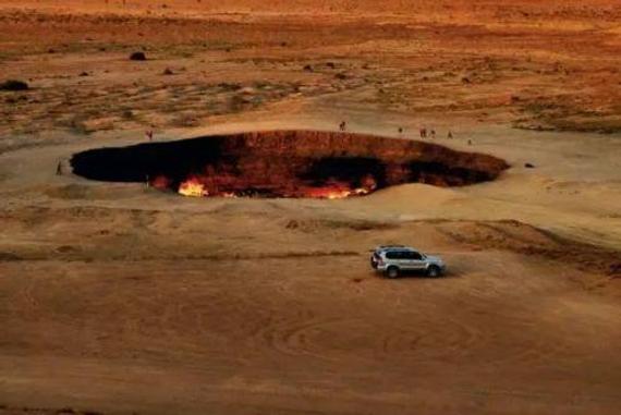 沙漠之国土库曼斯坦将修建第一座高尔夫球场