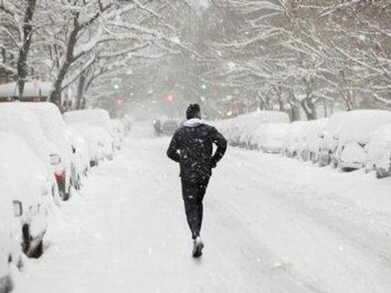 要如何在秋冬季节跑步?没有坏天气,只有不当穿戴。