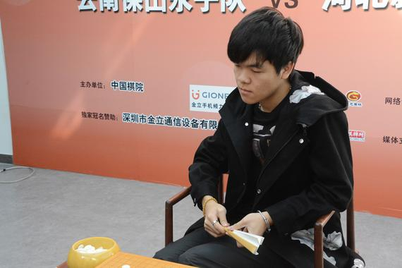 The world are rated KeJieChao AlphaGo6 points Park jeong-hwan collapsed 10 points