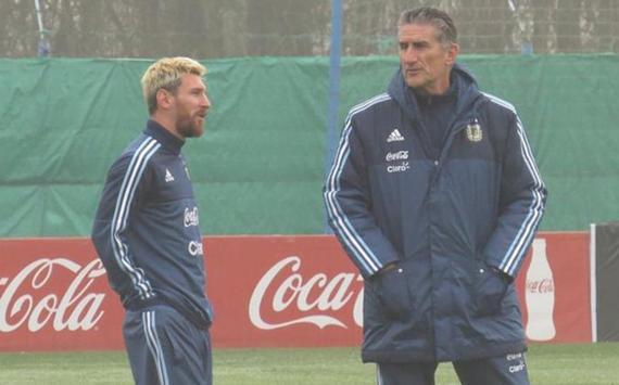 阿根廷主帅包萨称赞梅西