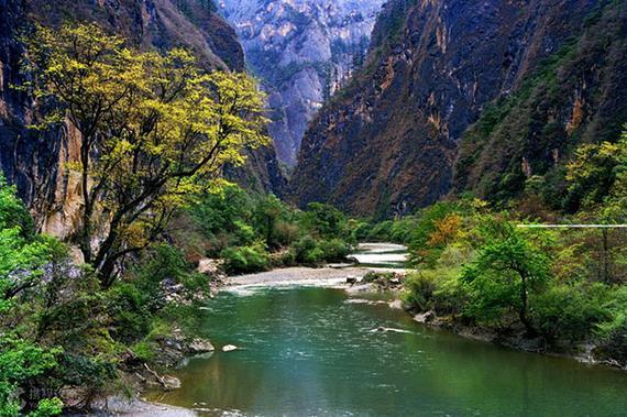 国家最美的十座峡谷,甩美国科罗拉多大峡谷几条街。