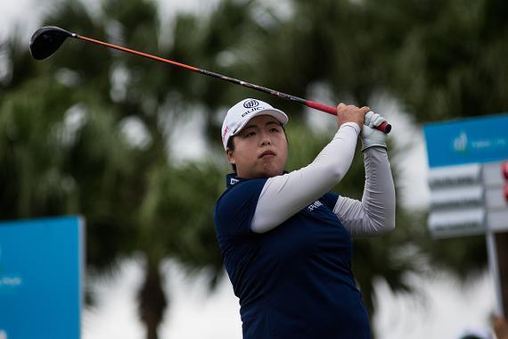 冯珊珊在台湾获得本赛季最好战绩