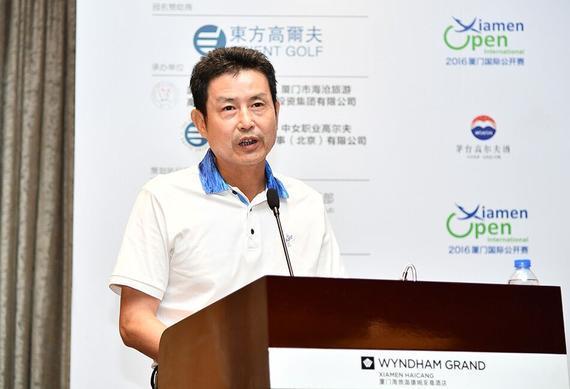 福建省体育局副局长、前女排奥运冠军队主帅陈忠和