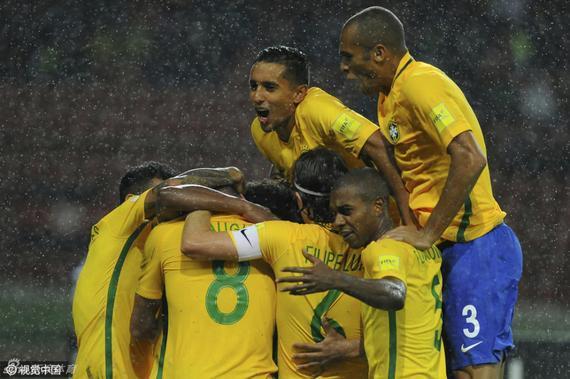 平民化的巴西迎来了一波连胜