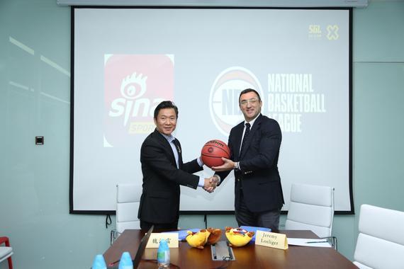 新浪3X3黄金联赛与澳洲NBL联盟达成合作