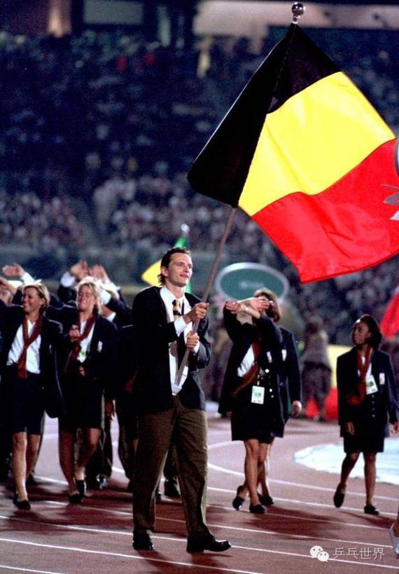 赛弗曾负责奥运会旗头