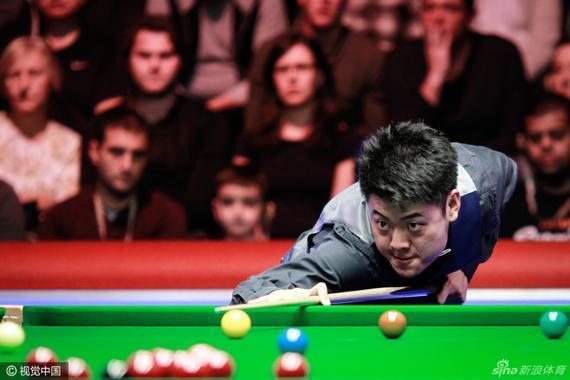 梁文博夺得职业生涯首个大型排名赛冠军