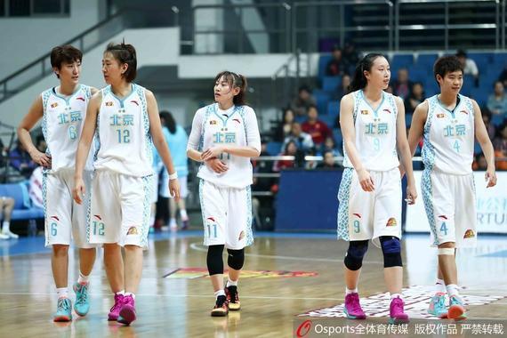 北京女篮连胜