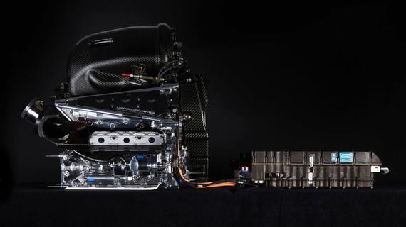 这台跑车将配备F1引擎