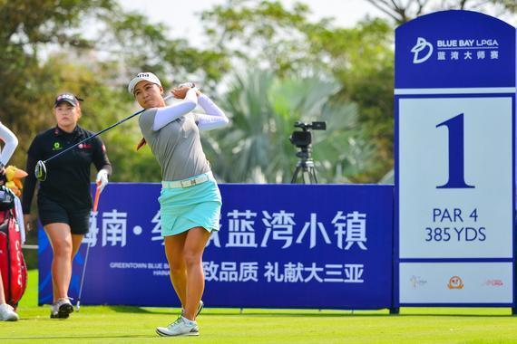 李旻智赢得赛季LPGA第二胜