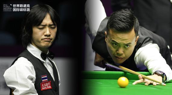国锦赛傅家俊领衔中国4人过关 墨菲逆转6-4晋级