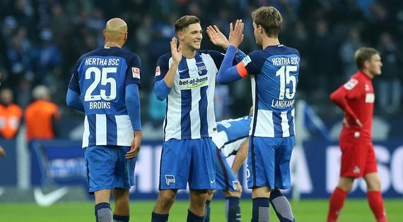 The bundesliga round 8 five highlights: local tyrants Tender continued miracle