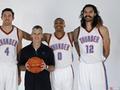NBA30队大巡礼之雷霆