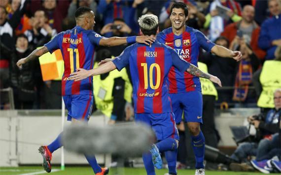 巴西主帅认为梅西是世界最佳