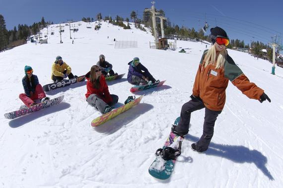 揭秘单板滑雪的肌肉运用 你滑完为何大腿酸疼?_冰雪_新浪竞技风暴_新浪网
