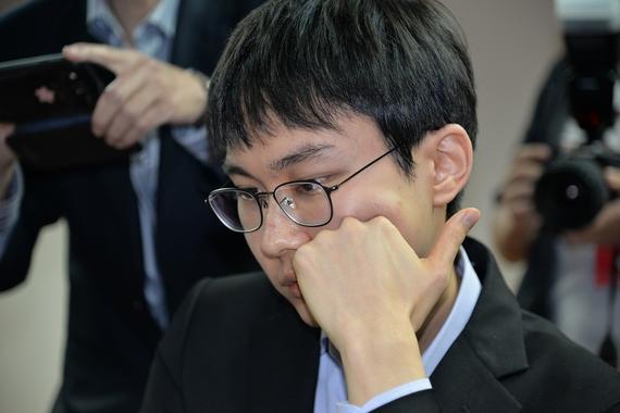 韩国围棋近来连遭重创