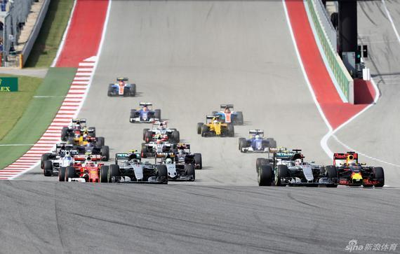 F1策略报告美国站