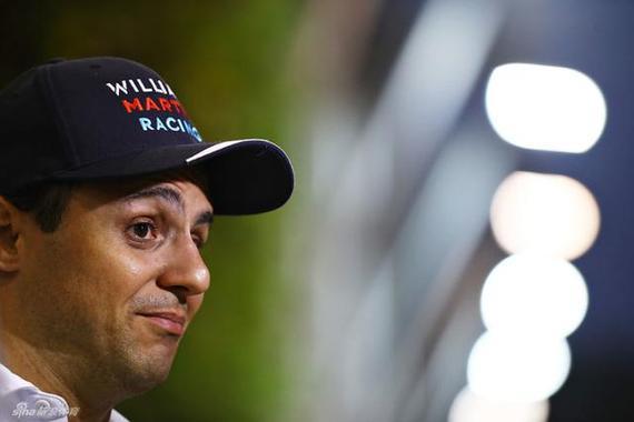 马萨赛季末将从F1退役