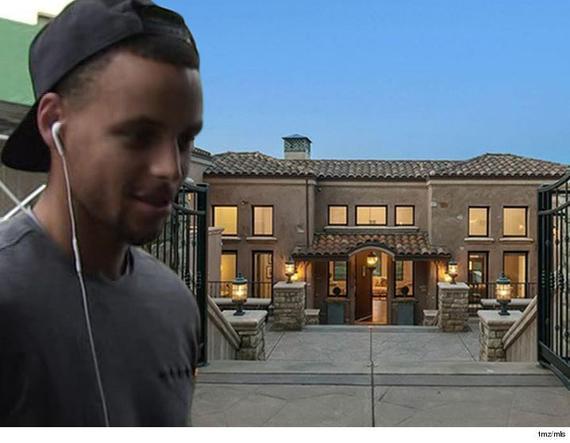 有钱率性!库里出卖湾区370万豪宅 仅住过一年_NBA