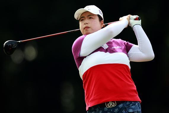 冯珊珊夺得个人LPGA第五冠