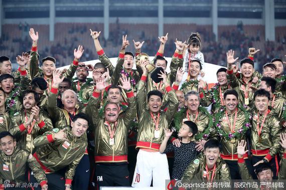 2016中超分红各队不同 恒大永昌差距不超1000万