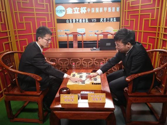 周睿羊vs胡跃峰