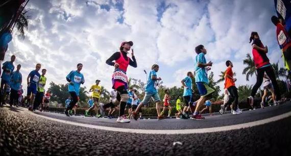 2016腾冲国际马拉松