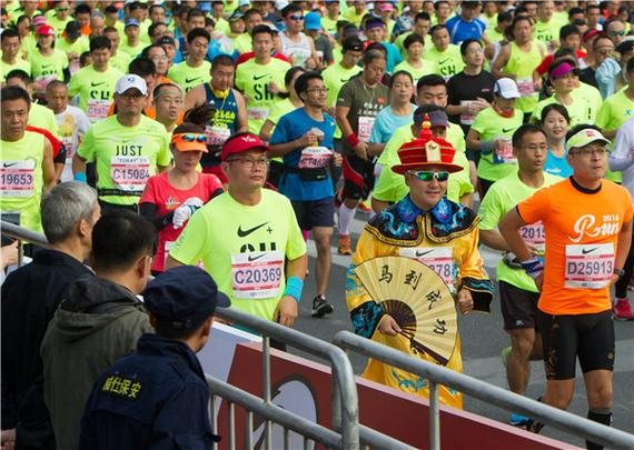 上海马拉松公布替跑者名单