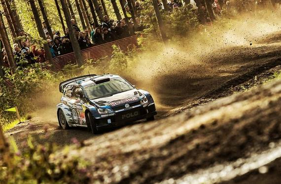 大众将退出WRC锦标赛