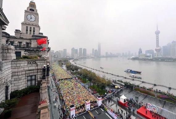 上海国际马拉松赛:用历史感静心锻造赛事品牌
